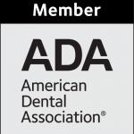American Dental Association Member logo